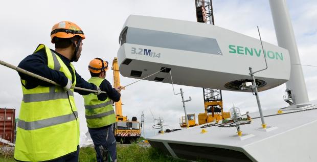 Der PE-Investor Centerbridge will den Windturbinenbauer Senvion an die Börse bringen.