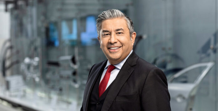 Premal Desai wird künftig die Finanzen und den Vorstand von Thyssen Krupp Steel Europe leiten.