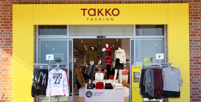 Takko hat im Dauer-Lockdown eine Landesbürgschaft beantragt.