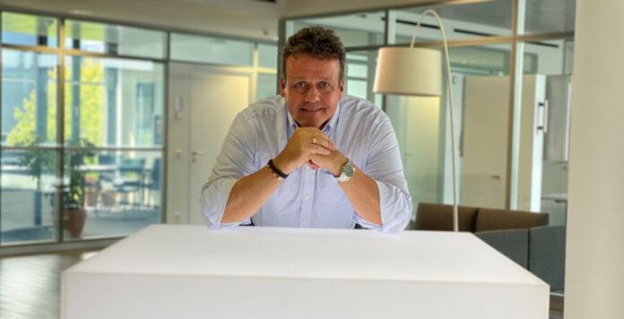 Auf Röhm-CFO Martin Krämer kommt eine millionenschwere Investition zu.