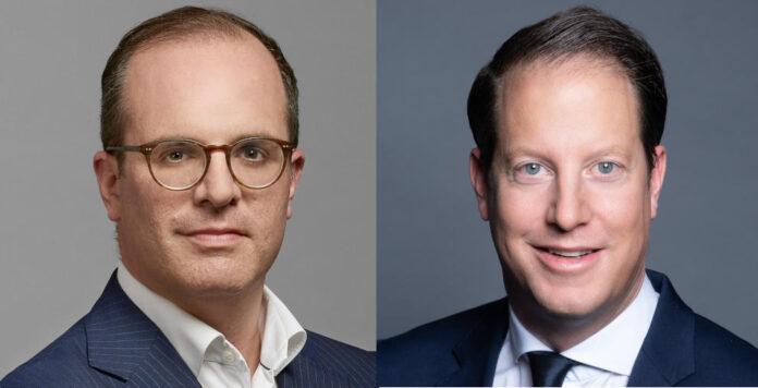 Jan Maser (links) und Stephan Hartmann sind neue Partner im Restrukturierungsbereich bei Roland Berger.