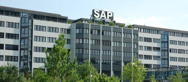 Die SAP-Zentrale in Walldorf: Von hier arbeitet der neue CFO Luka Mucic.