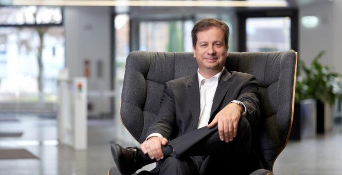 Vertrauensbeweis für SAP-CFO Luka Mucic: Er bekommt eine Vertragsverlängerung um gleich fünf Jahre.
