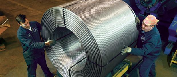 Der Spezialchemiekonzern SKW Stahl-Metallurgie hat seine Finanzierung für die nächsten drei Jahre gesichert.