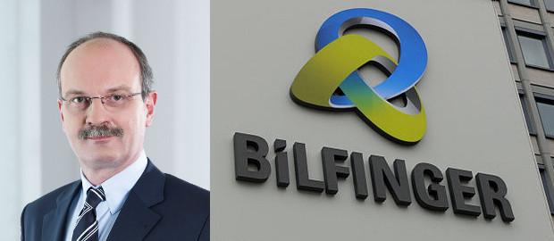 Axel Salzmann übernimmt Anfang April die Finanzen vom Mannheimer Baukonzern Bilfinger.