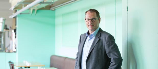 CEO Thomas Schierack hat für Bastei Lübbe einen neuen Konsortialkredit abgeschlossen.