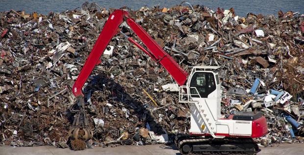 Hoffnung für den Schrottrecycler Scholz: KKR steht vor einem Einstieg bei dem angeschlagenen Familienunternehmen.