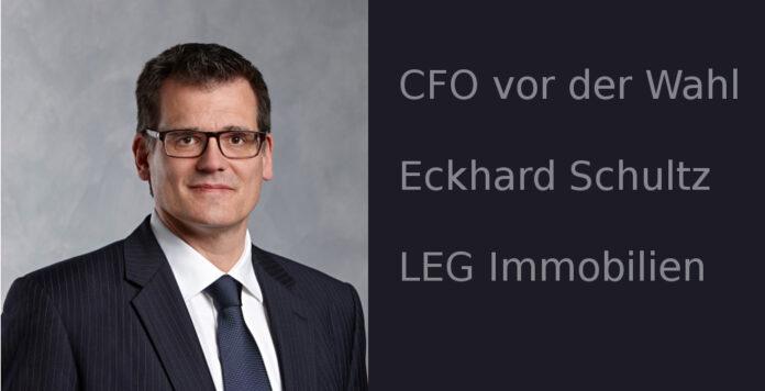 Er arbeitet in einem weitgehend papierlosen Büro und verreist gern mit seinem alten Ruder-Team: Der FINANCE-Fragebogen von Eckhard Schultz, CFO der LEG Immobilien.