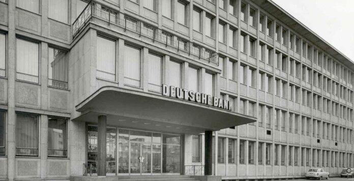 Institution in Bedrängnis: Die Deutsche Bank erlebt eine schwarze Woche.