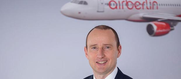 Arnd Schwierholz wird neuer Finanzchef bei Air Berlin.