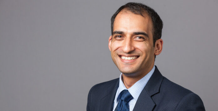 Zusätzliche Aufgabe für Senvion-CFO Kumar Manav Sharma: Nach dem Weggang von CEO Jürgen Geißinger übernimmt Sharma den Chef-Posten übergangsweise.