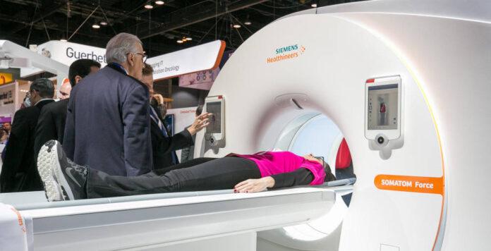 Neues CT-Gerät von Siemens Healthineers: Milliarden-IPO schon in wenigen Wochen?
