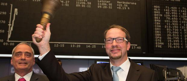 Der IPO der Wacker-Halbleitersparte Siltronic war ein gemischter Erfolg. CFO Rainer Irle zog dennoch ein positives Fazit.