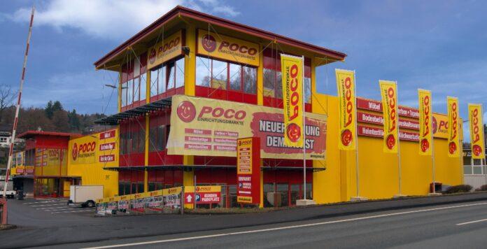 Der deutsch-südafrikanischen Möbelkonzern Steinhoff versucht, sich über diverse Notverkäufe von Beteiligungen über Wasser zu halten. Am Möbel-Discounter Poco hält Steinhoff aktuell 50 Prozent.