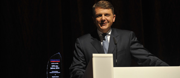 Fresenius' Stephan Sturm wurde gestern Abend von FINANCE zum CFO des Jahres gekürt.