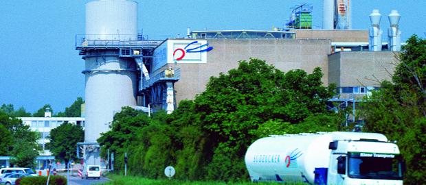 Zuckerfabrik des Südzucker-Konzerns in Offenau: Expandiert der MDax-Konzern bald nach Südamerika?