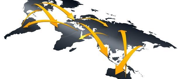 Globale Lieferketten sind anfällig. Schon ein lokales Ereignis kann die Supply Chain zerreißen.