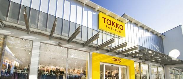 Takko-Filiale: Die Lage des Mode-Discounters ist finanziell angespannt, Gläubigerbanken haben Kredite veräußert.