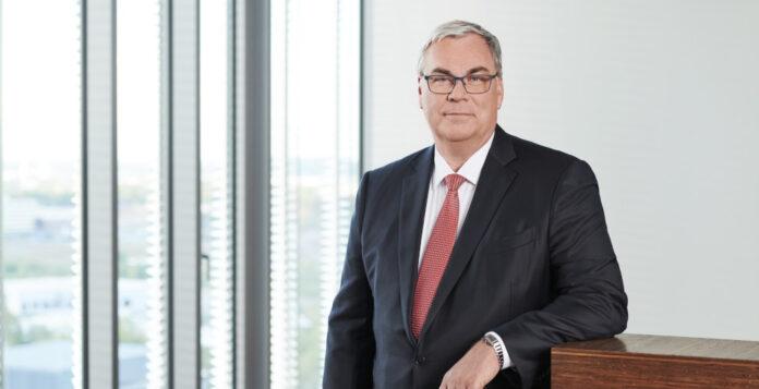 Sein Vertrag läuft eigentlich noch bis zum 31. Januar 2022: ThyssenKrupp-Finanzvorstand Johannes Dietsch