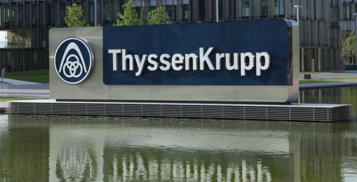 Die Industrieikone ThyssenKrupp spaltet sich auf.