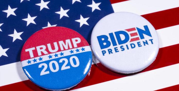 Donald Trump oder Joe Biden: Wer wird der neue Präsident der Vereinigten Staaten von Amerika?