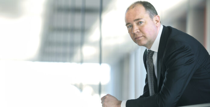 Mit seiner 5G-Strategie hat Unternehmer Ralph Dommermuth den Aktienkurs von United Internet zum Einsturz gebracht. Was hat er vor?