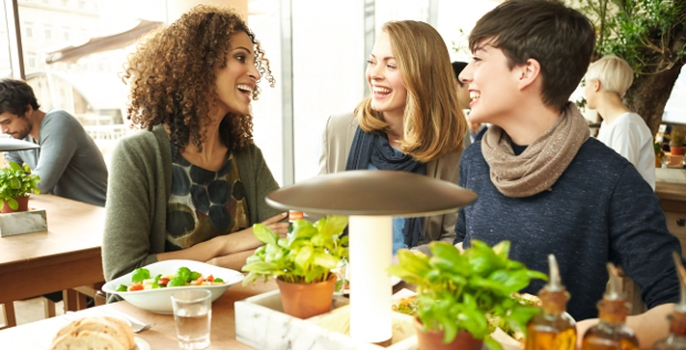 Gäste in einem Vapiano-Restaurant: Die Bonner Restaurantkette will Ende Juni an die Börse.
