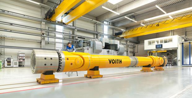 Voith sucht jetzt nach Zukaufszielen im digitalen Bereich.