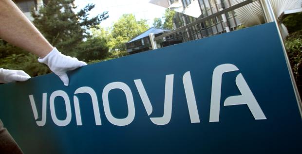 Deutschlands größter Immobilienkonzern Vonovia will den österreichischen Konkurrenten Conwert schlucken.