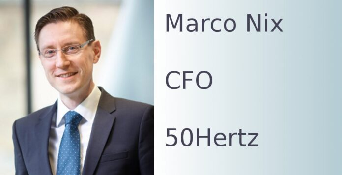 Er liebt Fußball und pflegt auf seinem Schreibtisch ein ganz eigenes Ablagesystem: 50Hertz-CFO Marco Nix gibt einen Einblick in seinen Alltag.