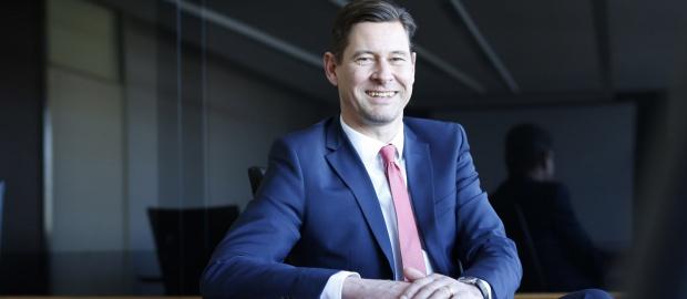 CFO Harald Wilhelm steuert seit zwei Jahren die Finanzen der ehemaligen EADS, der heutigen Airbus Group.