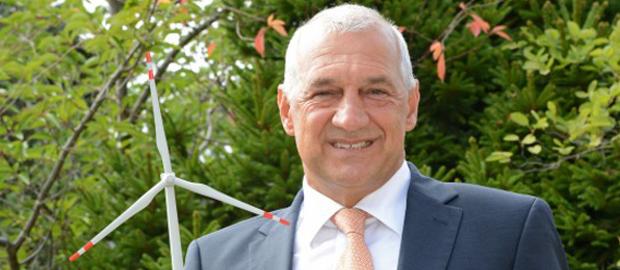 Gründer Willi Balz glaubt daran, dass Windreich gerettet werden kann und will zurück in die Geschäftsführung.