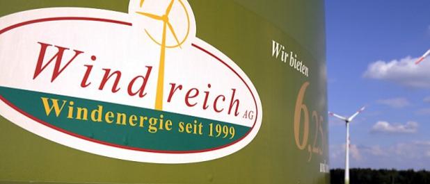 Etwas mehr Luft: Willi Balz hat sein Versprechen gehalten und die Zinsen für die Windreich-Anleihegläubiger pünktlich gezahlt.