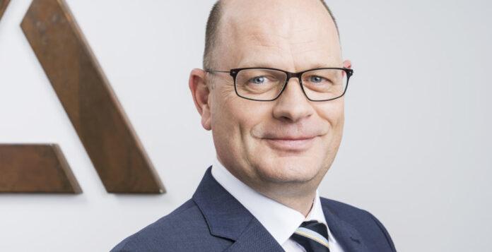 Seit Januar 2018 Finanzvorstand von Aurubis: Rainer Verhoeven