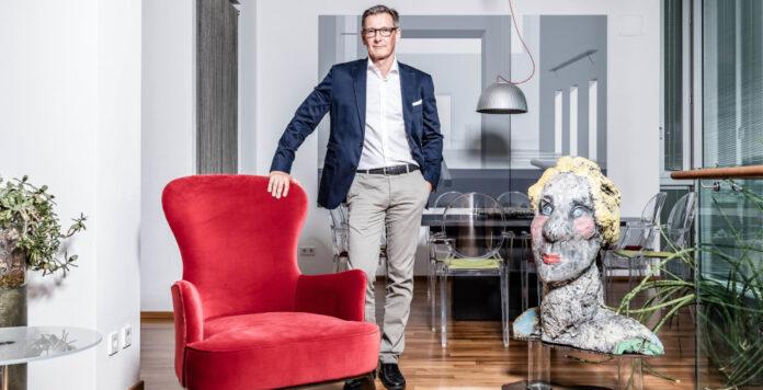Wirecard-Investor und Ex-Deutsche-Bank-Aufsichtsrat Alexander Schütz: Gleich doppelt mit Wirecard verloren.