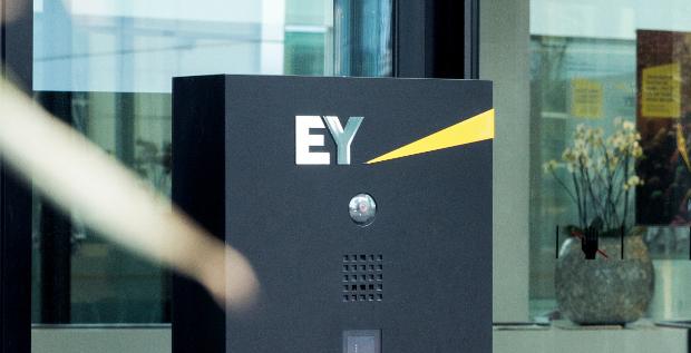 Die WP-Gesellschaft Ernst & Young ist 2015 am stärksten innerhalb der Big Four gewachsen.
