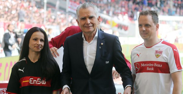 VfB-Präsident Wolfgang Dietrich will