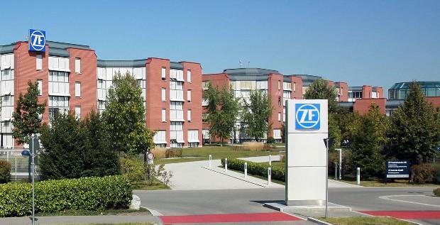 ZF Friedrichshafen legt eine hohes Angebot für Haldex vor.