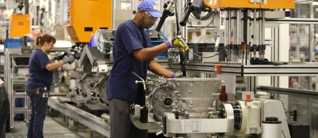 ZF übernimmt den US-Konzern TRW Automotive für 13 Milliarden Dollar.