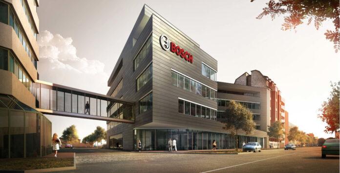 Bosch gewann den Green-Controlling-Preis 2020 vom ICV.