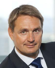 Der neue starke Mann im Firmenkundengeschäft der Deutschen Bank: Stefan Bender