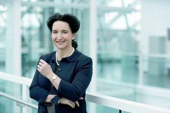Schlägt bald ein neues Kapitel auf: Noch-HSBC-Vorständin Carola von Schmettow