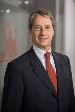 Joachim von Schorlemer verantwortet das Firmenkundengeschäft.