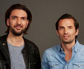 Sind jetzt Teil des neuen Medienunternehmens von KKR: Max Wiedemann (links) und Quirin Berg (rechts).