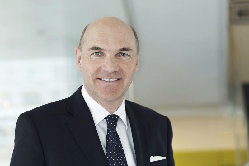 CFO Peter Kollmann sieht Verbund als grünen Pionier.