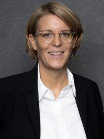 """Will für """"kaufmännische Vernunft"""" stehen: Schalke-CFO Christina Rühl-Hamers."""