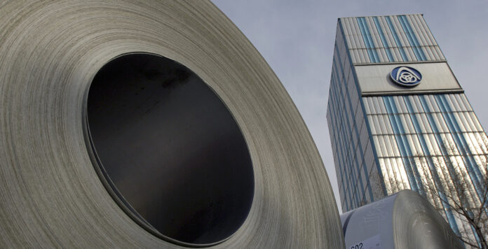 Wird der Industrieriese ThyssenKrupp das nächste deutsche Unternehmen, das in Folge der Coronakrise Staatshilfe beantragt?