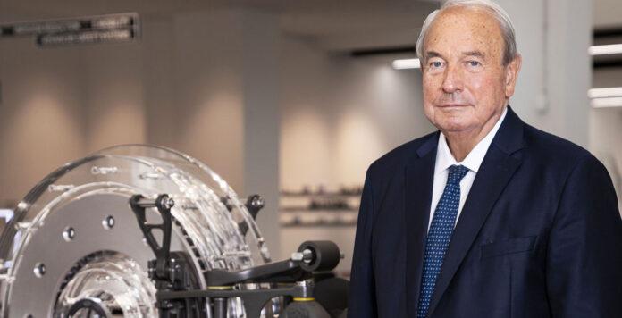 Der Knorr-Bremse-Großaktionär Heinz Hermann Thiele ist gestorben.