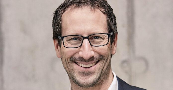 René Rüdinger ist neuer Finanzchef bei Materna.
