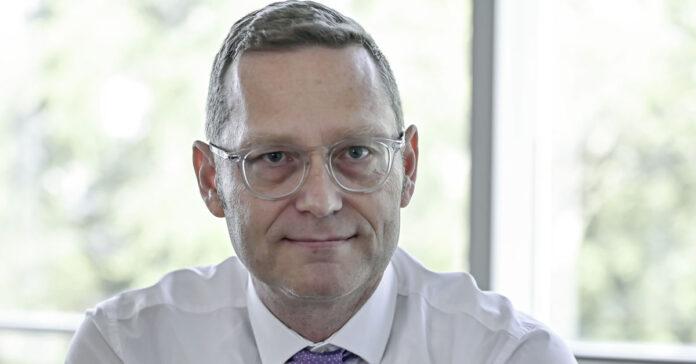 Claus Bauer übernimmt die Finanzen von Schaeffler. Foto: Schaeffler